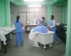 Lavanderia Hospitalar - Auxiliar