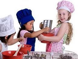 Gastronomia Infantil
