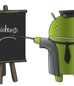 Desenvolvimento de aplicativos para Android
