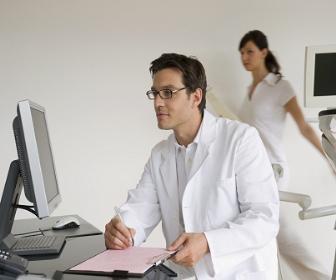 Atendente de consultório dentário