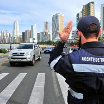 Agente de Trânsito