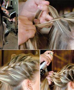 Técnicas de Penteados
