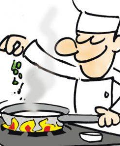 Cozinheiro (Taifeiro)