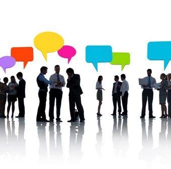 Gestão em comunicação da linguagem