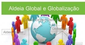 PROCESSO DE GLOBALIZAÇÃO INFANTIL