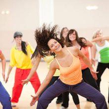 curso de dança fitness